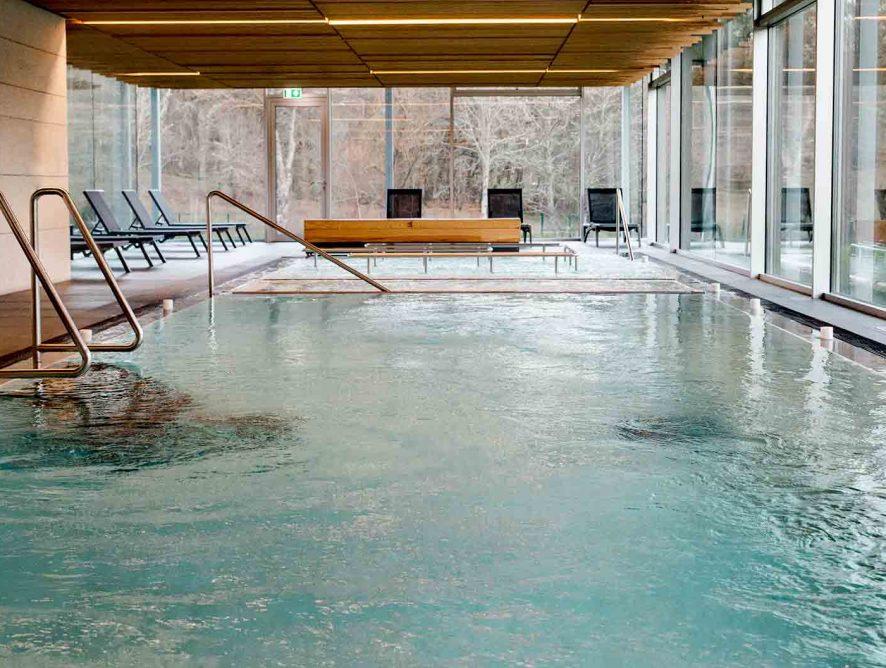 Instalaciones – piscina